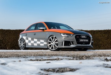 MTM RS3 R Clubsport – Une Audi RS 3 berline développant 572 ch (421 kW) & 672 Nm