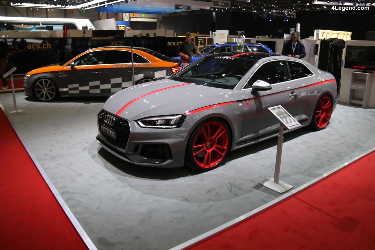 MTM RS5 R Coupé au salon de Genève 2018