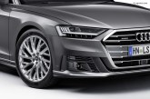 Le concept d'éclairage Hella établit de nouveaux standards dans la nouvelle Audi A8