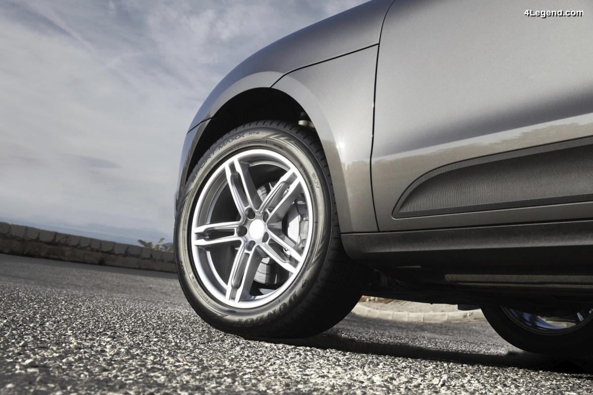 Nouveau pneu Dunlop Sport Maxx RT 2 SUV - Un pneu sportif pour SUV offrant grip et précision