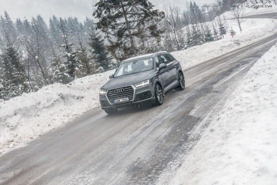 Nouveau pneu hiver Nokian WR SUV 4 – Un pneu spécifique pour SUV afin d'affronter l'hiver