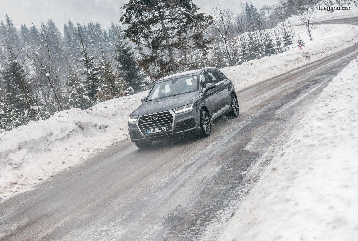 Nouveau pneu hiver Nokian WR SUV 4 - Un pneu spécifique pour SUV afin d'affronter l'hiver