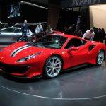 Nouveau pneu Michelin Pilot Sport Cup 2 K2 : spécialement conçu pour la Ferrari 488 Pista