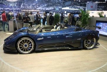 Genève 2018 – Best of de photos des voitures équipées de pneus Pirelli,  fournisseur privilégié des constructeurs automobiles