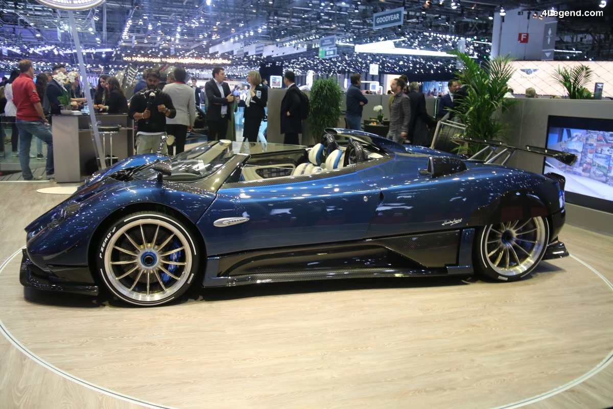 Genève 2018 - Best of de photos des voitures équipées de pneus Pirelli,  fournisseur privilégié des constructeurs automobiles