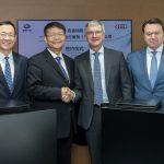 Audi restructure ses activités en Chine avec FAW
