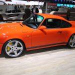 RUF SCR 4.2 au salon de Genève 2018 – Orange mécanique!