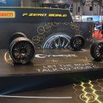 Pirelli Cyber Car – Un nouveau système dévoilé à Genève 2018 permettant une interaction entre le pneu et le véhicule grâce à un capteur