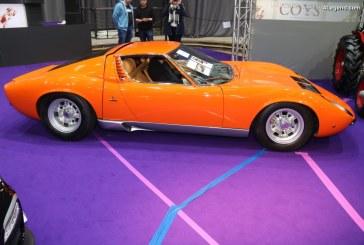 TCE 2018 – Lamborghini Miura SV de 1967 de pré-série