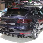 Genève 2018 – Porsche Macan Turbo Pack Performance par Techart