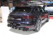 Genève 2018 – Porsche Macan Turbo Pack Performance par Techart