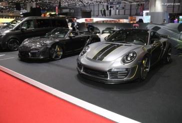 Topcar Stinger GTR gen.2 Coupé au salon de Genève 2018