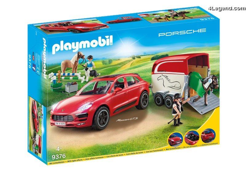 playmobil porsche macan gts 9376 playmobil propose un quatri me mod le porsche. Black Bedroom Furniture Sets. Home Design Ideas
