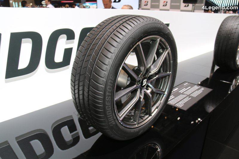 le nouveau pneu bridgestone turanza t005 en premi re monte. Black Bedroom Furniture Sets. Home Design Ideas