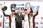 Lamborghini remporte les 12 Heures de Sebring 2018
