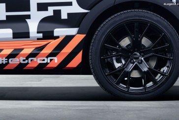#etron – 250 prototypes de l'Audi e-tron dans les rues du centre-ville de Genève les 5 et 6 mars 2018