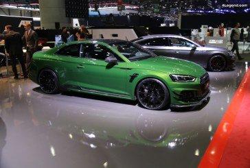 Genève 2018 – Nouvelle ABT RS5-R Coupé encore plus puissante