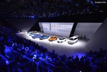 Live Volkswagen Group Night au salon de Genève 2018
