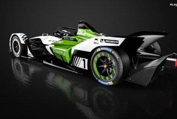 Formule E – L'Audi e-tron FE05 prête pour ses premiers tours d'essai
