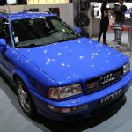Audi RS 2 Avant restaurée par MTM Classic au salon de Genève 2018