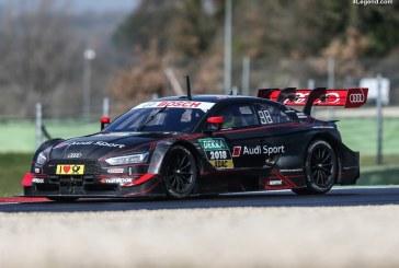 Nouvelle Audi RS 5 DTM 2018 – Nom de projet interne : RC7