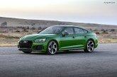 Ouverture des commandes de l'Audi RS 5 Sportback en Europe
