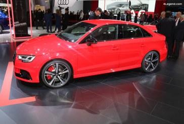 Les ventes Audi continuent leur croissance en février 2018