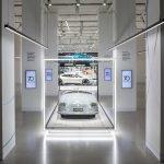 Porsche inaugure son exposition «70 ans de voitures de sport Porsche» à Berlin