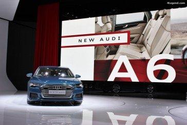 Genève 2018: les changements chez Audi