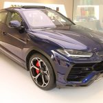 lamborghini urus personnalis dans l espace ad personam gen ve 2018. Black Bedroom Furniture Sets. Home Design Ideas
