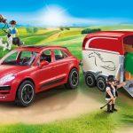 Playmobil Porsche Macan GTS (9376) – Playmobil propose un quatrième modèle Porsche