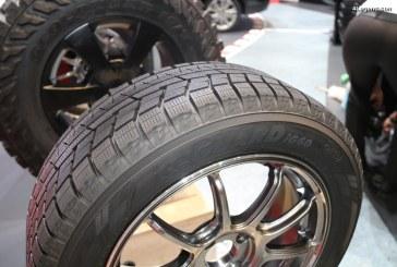 Nouveau pneu nordique non clouté Yokohama iceGUARD iG60 présenté au salon de Genève 2018