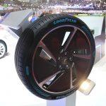 Pneu Goodyear EfficientGrip Performance – Une nouvelle technologie de pneumatique pour véhicules électriques présentée à Genève 2018