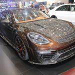 Porsche Panamera Sport Turismo Turbo par Mansory à Genève 2018