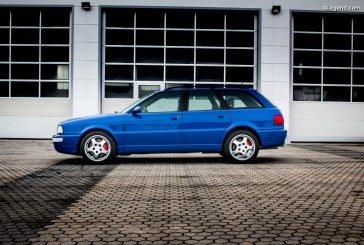 Audi RS 2 Avant restaurée par MTM Classic