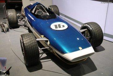 Genève 2018 – Sbarro Rush – Un revival de Formule 1 motorisé par un V8 Audi de 400 ch