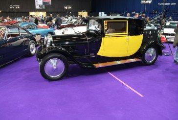 TCE 2018 – Bugatti Type 44 Fiacre de 1929