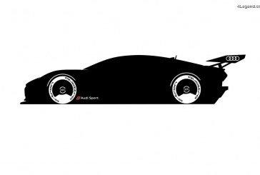 Audi Vision GT e-tron quattro – Une voiture de course virtuelle créée par Audi Sport pour le jeu Gran Turismo sur PS4