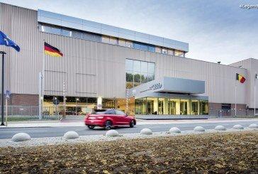 Audi Brussels certifié pour sa production automobile neutre en CO2