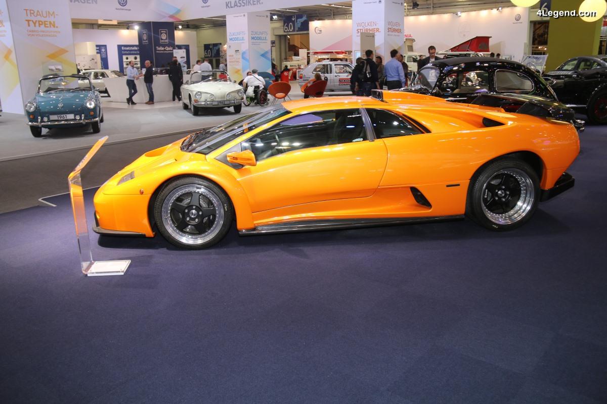 TCE 2018 - Lamborghini Diablo GT - Une série limitée à 80 exemplaires