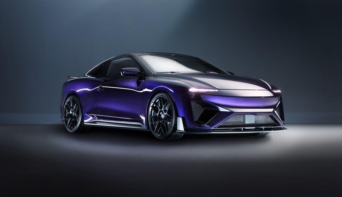 RG Nathalie - Un coupé sportif électrique à pile à combustible - La renaissance de Roland Gumpert au salon de Pékin 2018