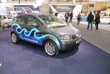 TCE 2018 - Audi A2H2 concept de 2004 : une voiture hybride à Hydrogène à la fois durable et sportive