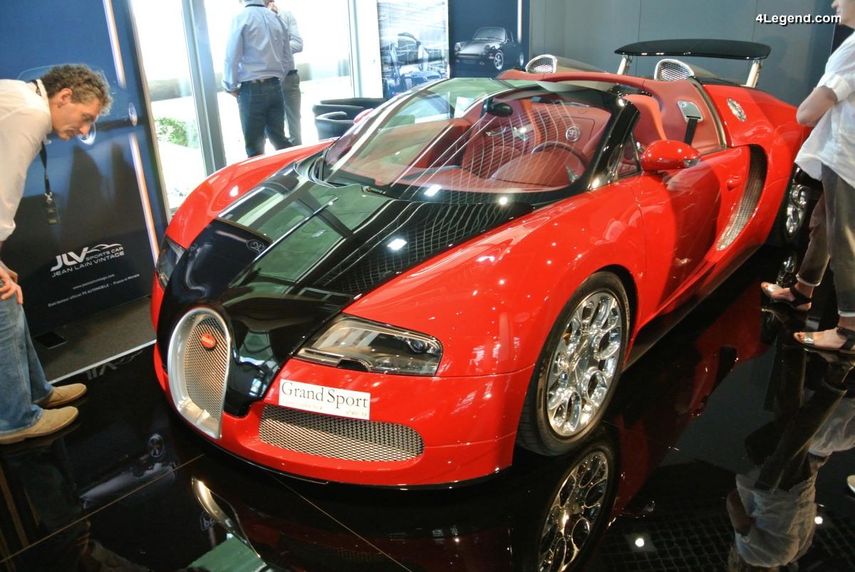 Top Marques 2018 - Bugatti Veyron Grand Sport de 2009