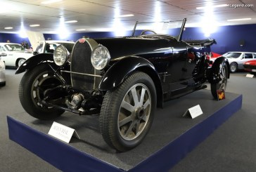 Bugatti Type 43 Torpédo Grand Sport de 1929