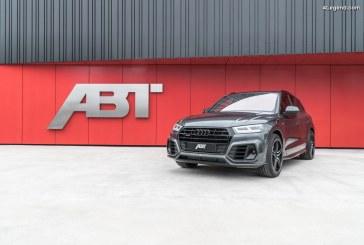 ABT Audi Q5 & SQ5 avec kit carrosserie étroit développant jusqu'à 425 ch