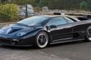 Une rare Lamborghini Diablo GT de 1999 vendue avec seulement 280 km
