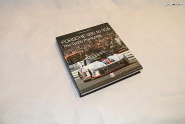 Livre «Porsche 930 to 935 : The Turbo Porsches» de John Starkey – Veloce Publishing