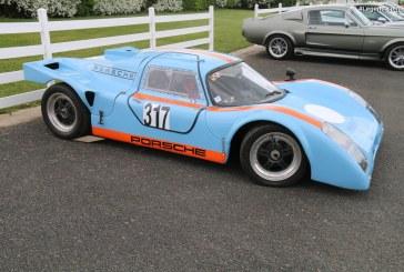 Hema Porsche de 1972 – Un prototype unique sur la base de la Porsche 906/6 châssis n°153