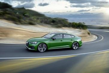 Audi commence l'année 2018 avec un premier trimestre réussi