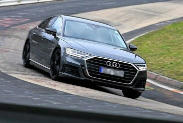 Spyshots Audi S8 2019 – Bienvenue au V8 biturbo hybride
